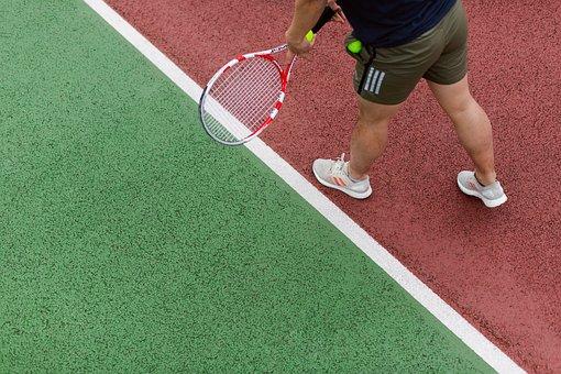 テニス, テニス プレーヤー, テニスコート, スポーツ, スポーツ工学