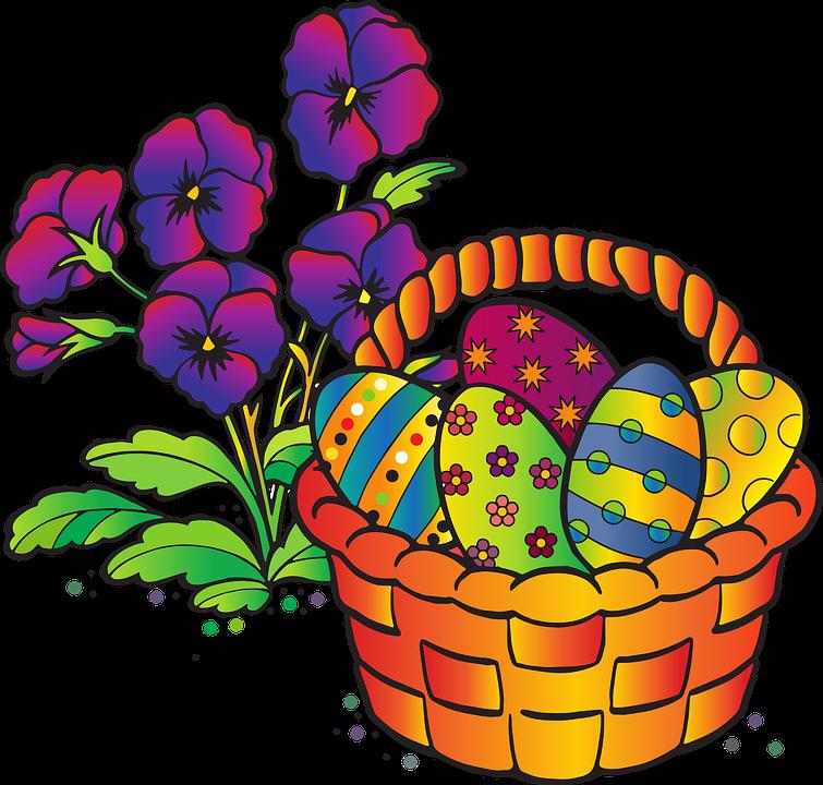 Pasqua, Uova, Colorato, Uova Di Pasqua, Colori
