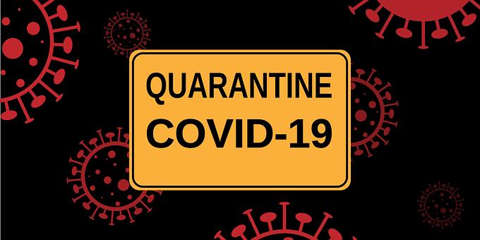 Quarantäne, Virus, Coronavirus, Epidemie
