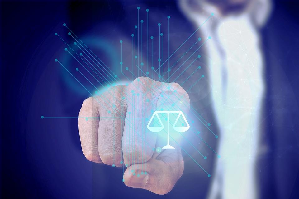Le Juridique, La Justice, Droit