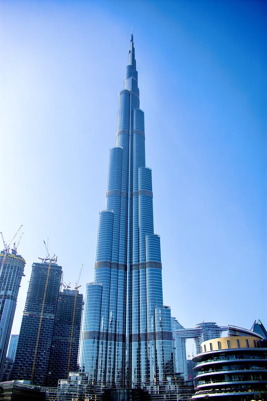 Burj Khalifa Dubai Architecture - Free photo on Pixabay