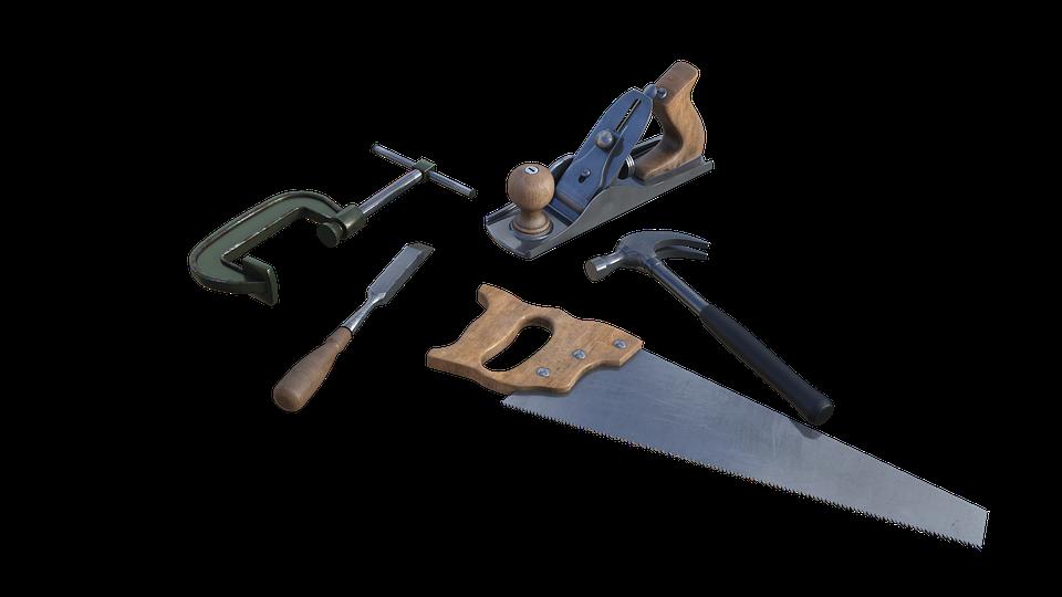 ツール, 木工, ノミ, クランプ, ハンマー, ハンドソー, 平面, ワークベンチ, 便利屋, 貿易, 職業