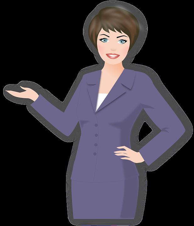 Wanita Bisnis Pekerjaan Gambar Gratis Di Pixabay