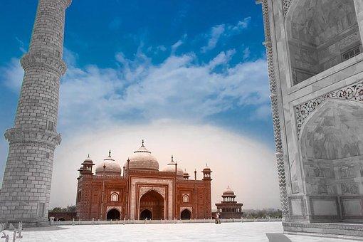 Masjid, Islam, Muslim, Kalkun, Maroko