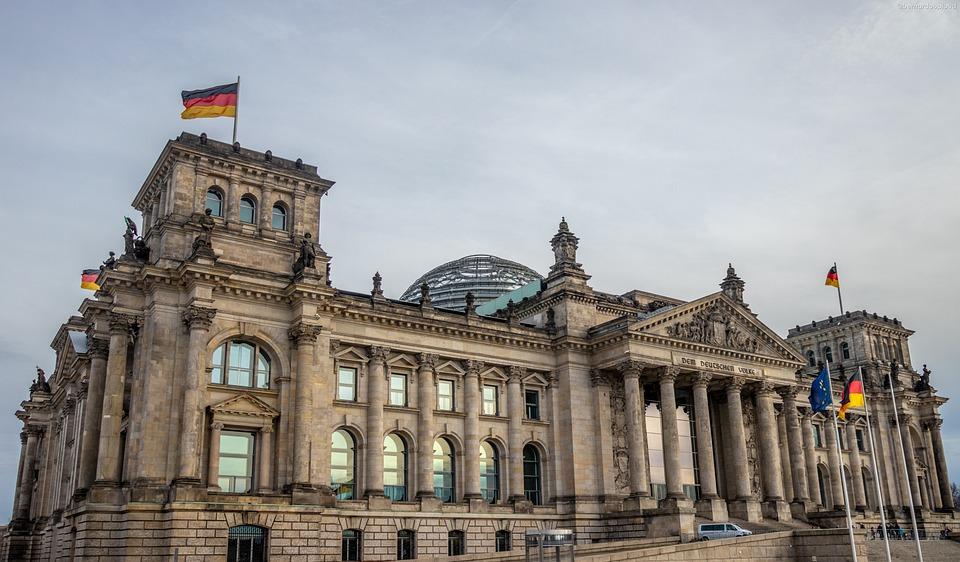 Reichstag, Reichstagsgebäude, Der Palast Des Parlaments