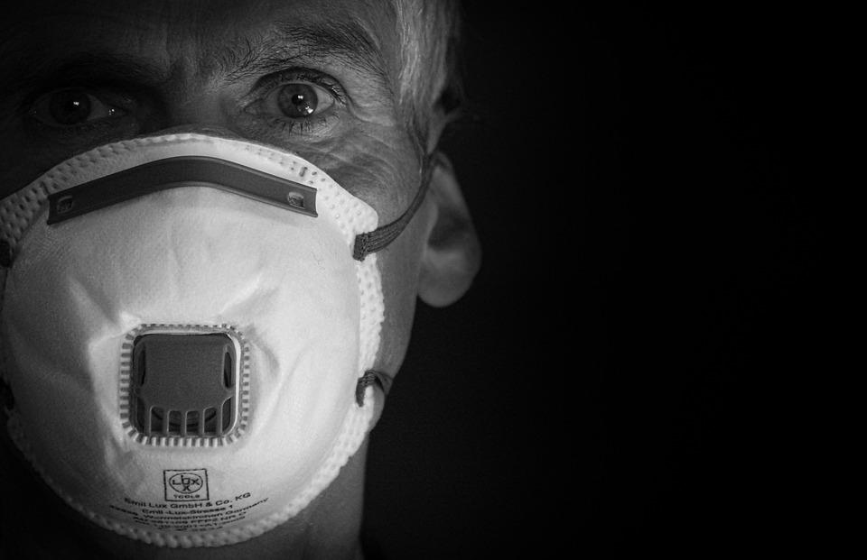 マスク, ウイルス, パンデミック, Coronavirus, 病気, Covid-19, 感染症, 保護