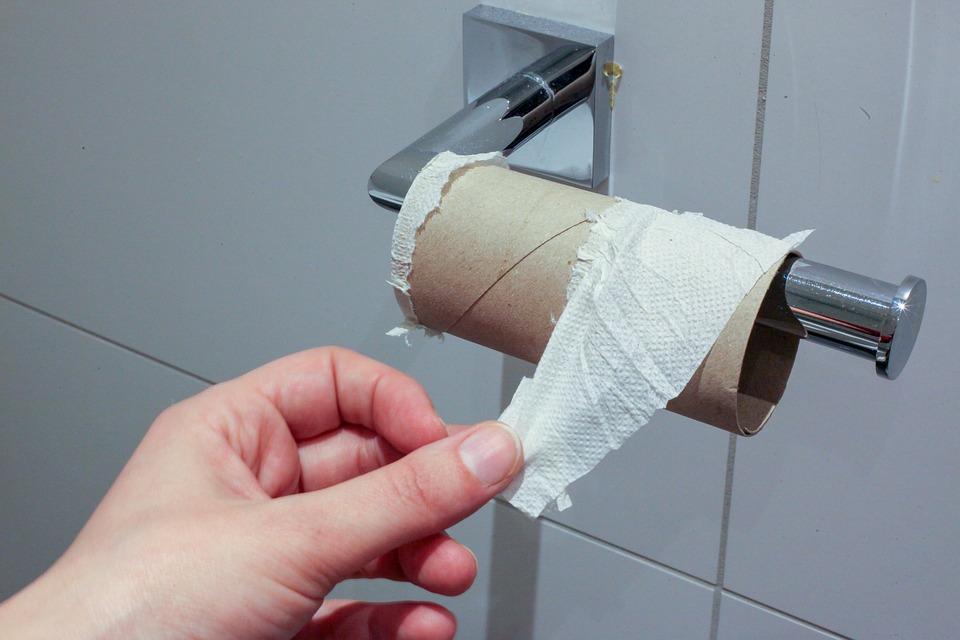 Kertas Toilet, Hamster Pembelian, Panik, Jangan Panik