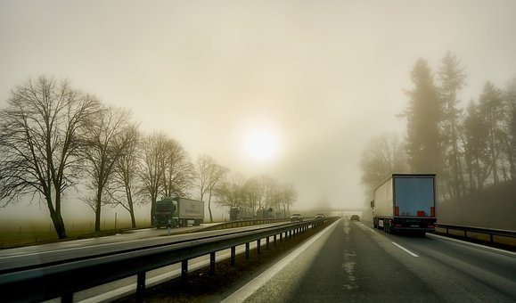 De Transporte, Camión, Suministro