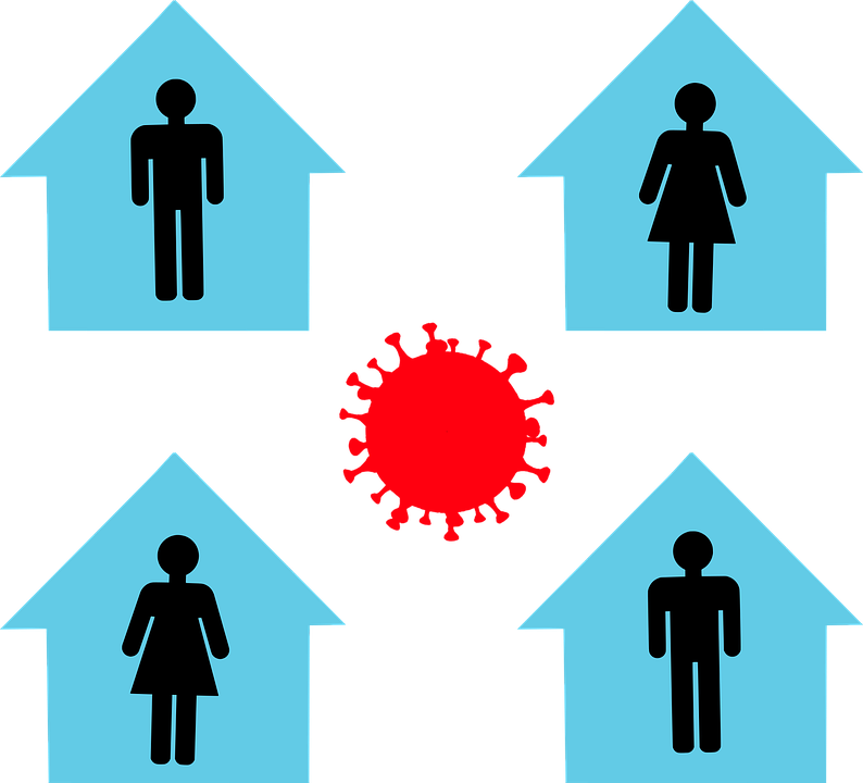 Coronavirus, Corona, Cuarentena, Aislamiento