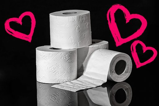 Toilet Paper, Sold Out