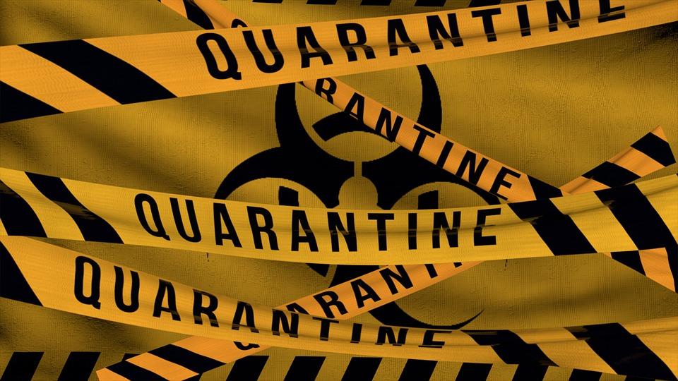 Quarantine, Covid-19, Corona Virus, Coronavirus