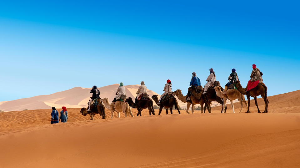 Things to do in Morocco Erg Chebbi