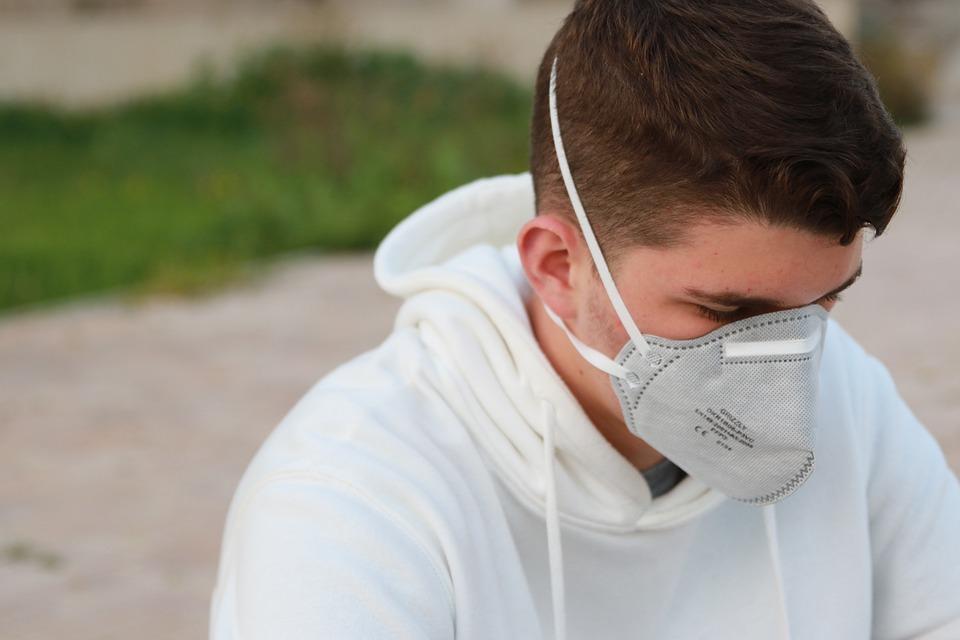Corona, Virus, Pandemia, Enfermedad, Máscara, Covid-19