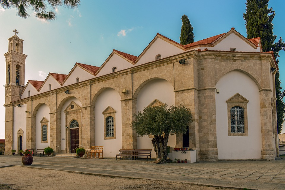 Church, Orthodox, Religion, Architecture, Building
