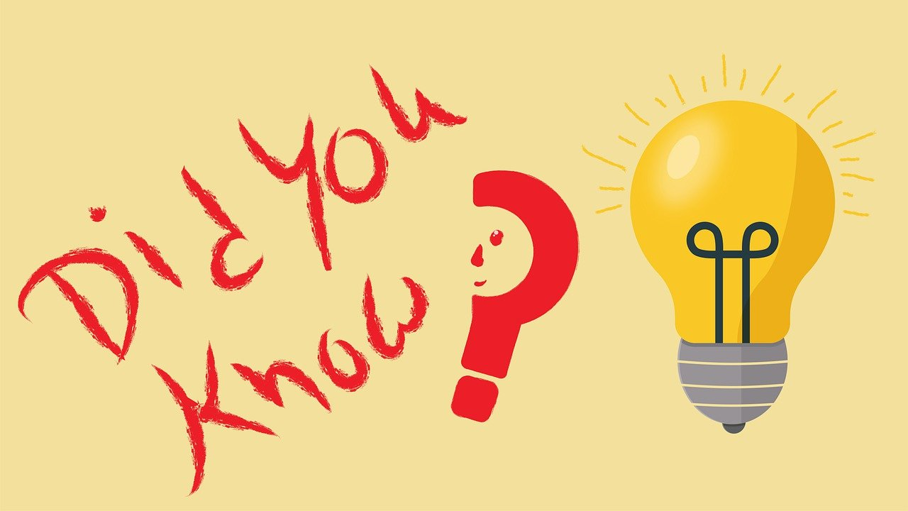Did You Know Idea Thought - Free image on Pixabay