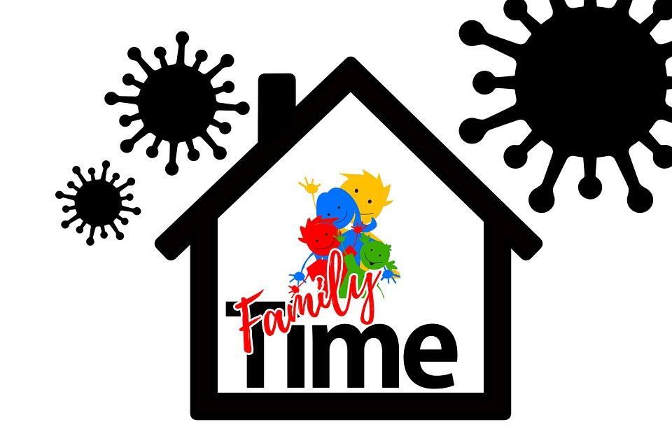 家, 家族, 親, 父, 母, 子, コロナ, Coronavirus, ウイルス, Covid-19