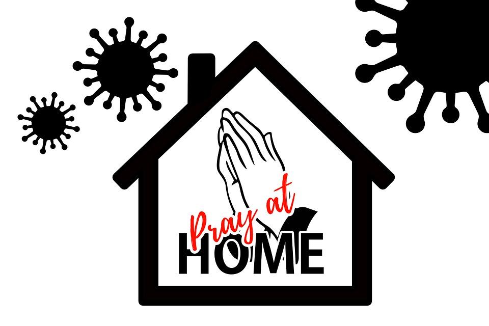 Prayer, House, Corona, Coronavirus, Virus, Pray