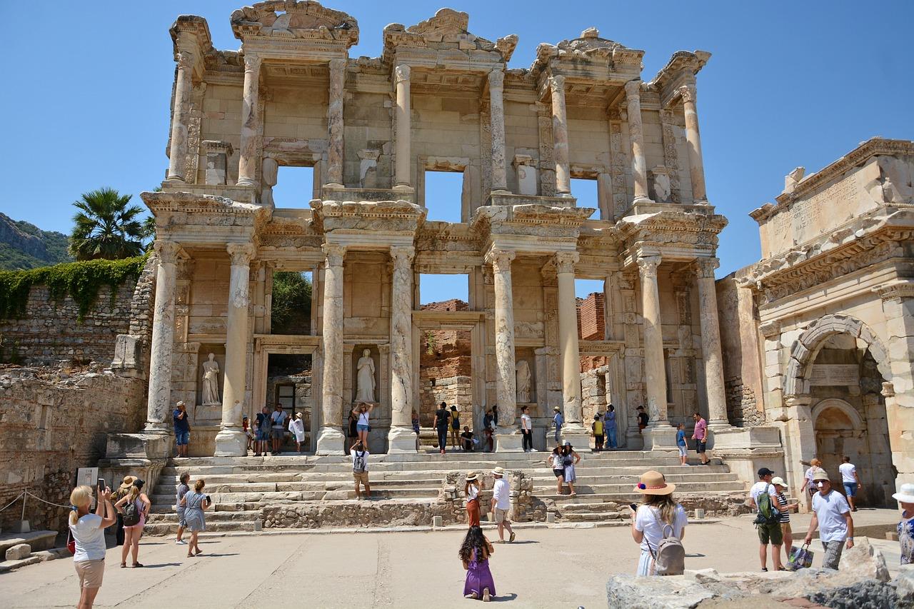 Ancient City Of Ephesus Selcuk - - Free photo on Pixabay