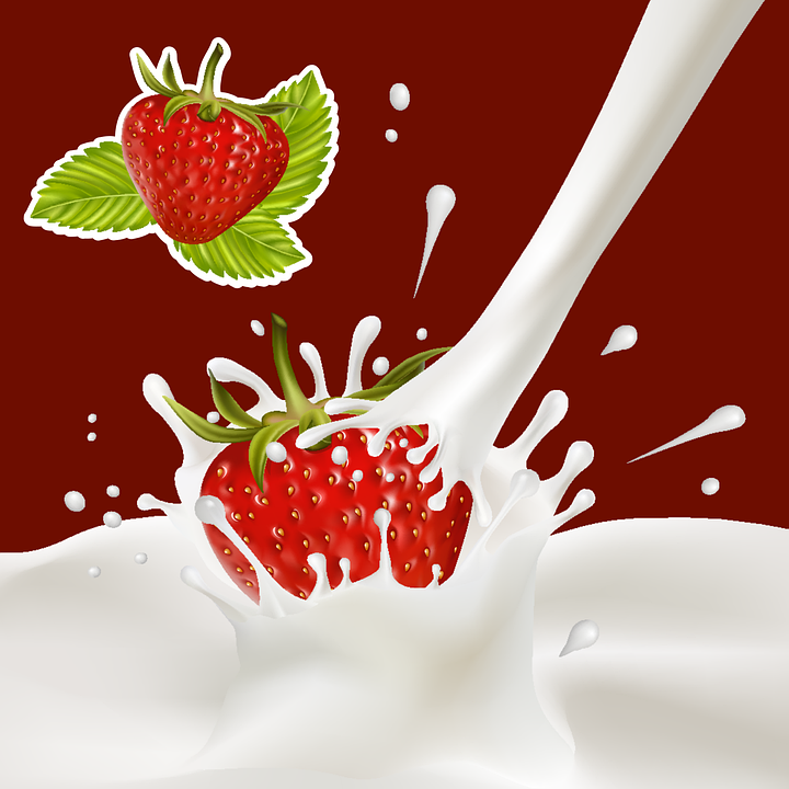 молоко, белый, фотография | 720x720