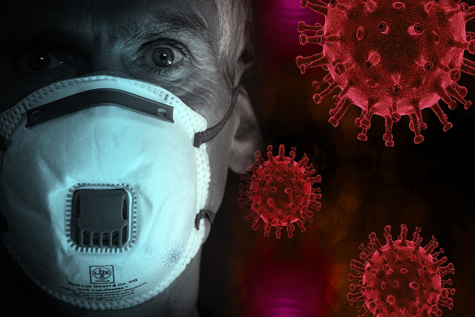 Coronavirus, Mask, Infection, Virus, Disease