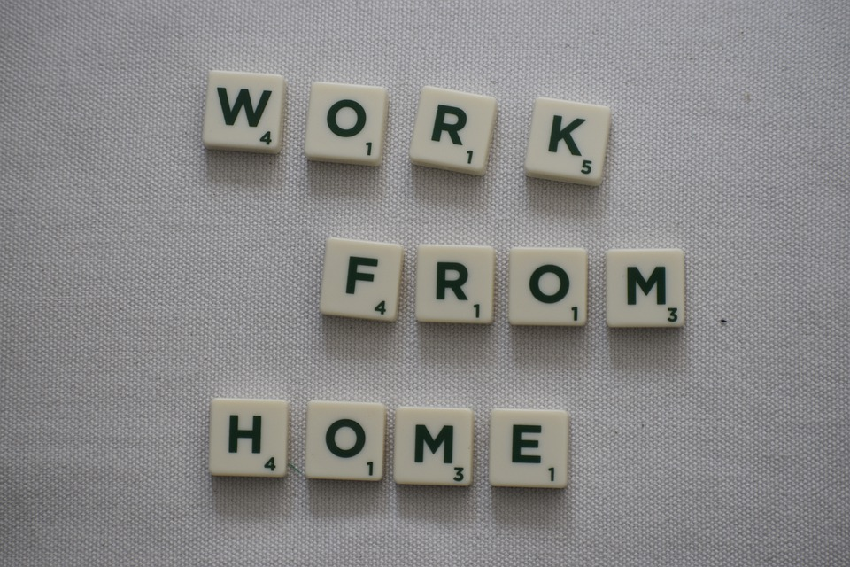 Scrabble, Words, Letters, Wooden, Work From Home, Home