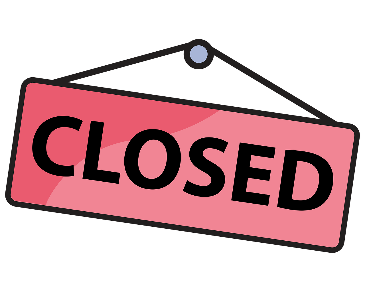 Closed Close Board - Free image on Pixabay