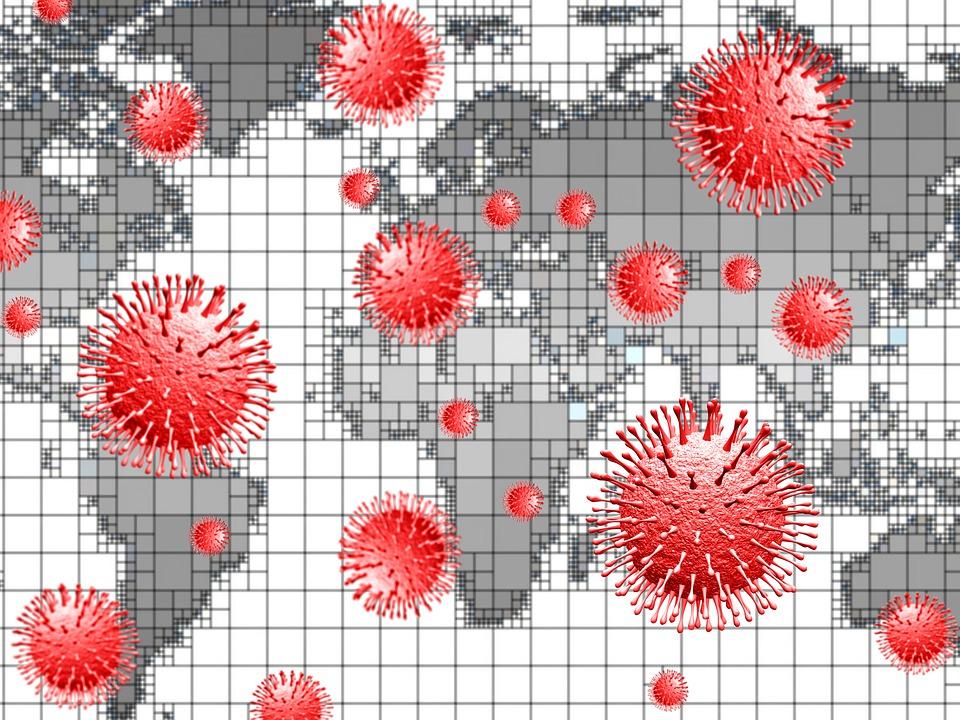 Covid-19 Wirus Koronawirusy - Darmowy obraz na Pixabay