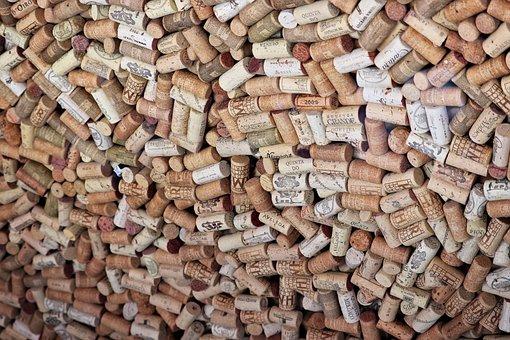Cork, Wine, Caps, Vintage, Wine Stoppers