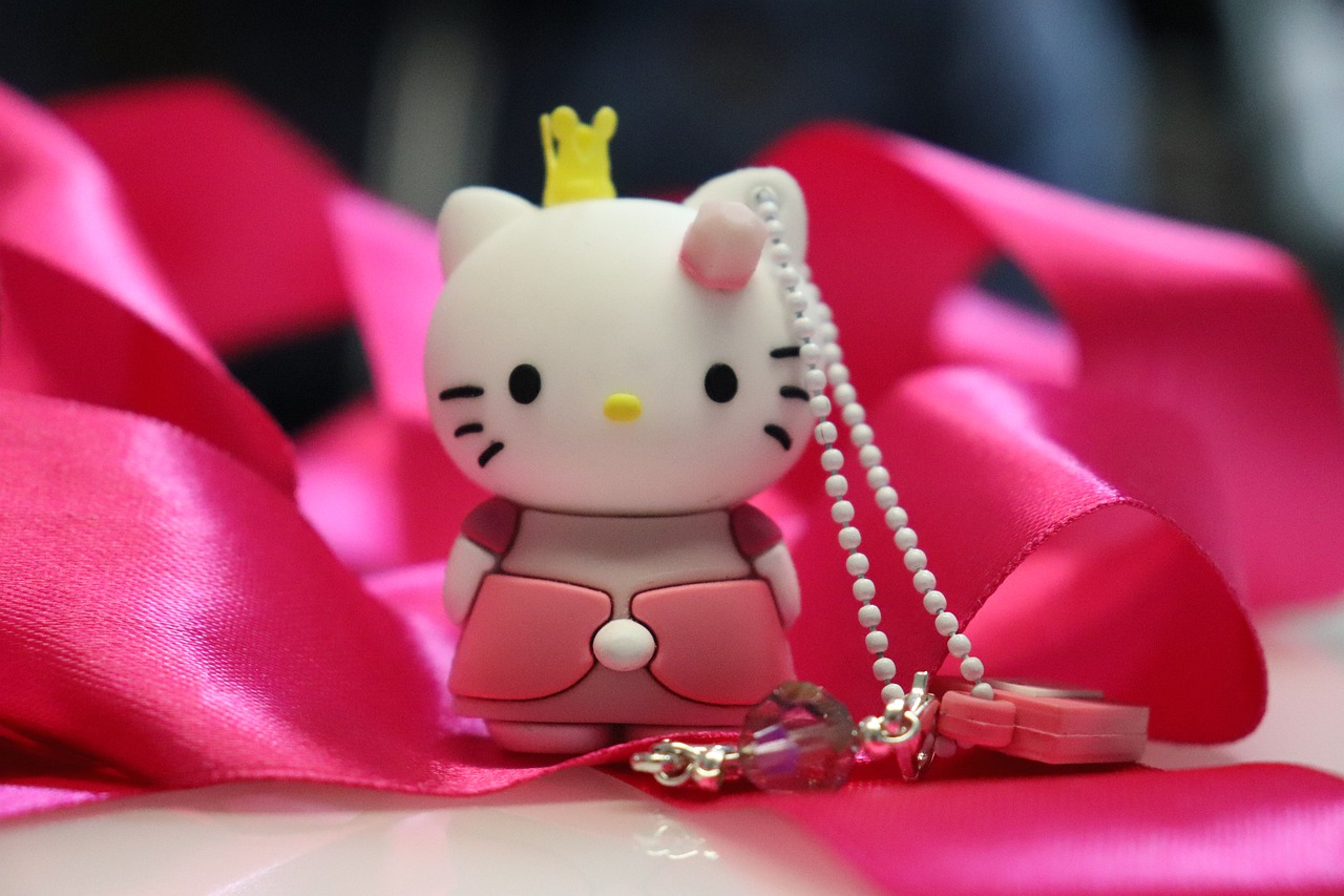 There's a Hello Kitty theme hospital in Taiwan. Nurses wear pink and birth certificates are pink with Hello Kitty on them.