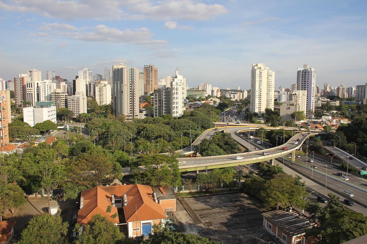 São Paulo San Paolo Brésil - Photo gratuite sur Pixabay