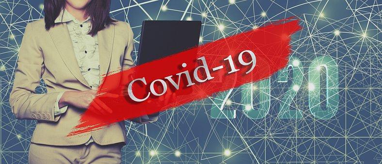 Corona, Coronavírus, Vírus, Empresária