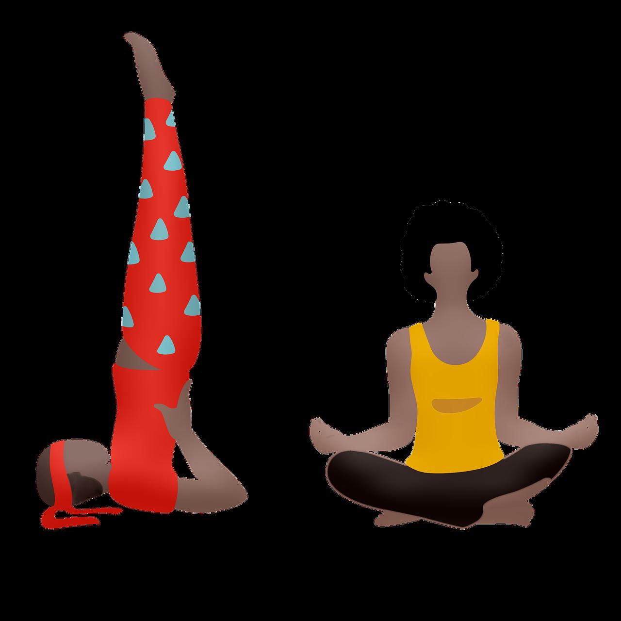 People Characters Sports Yoga Free Image On Pixabay