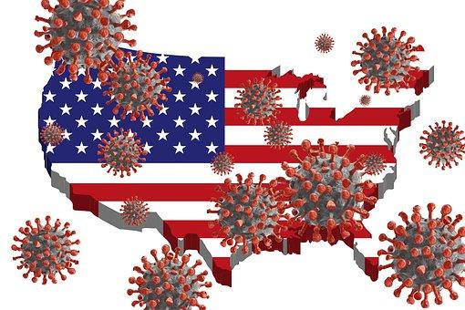 Usa, America, United States, Corona