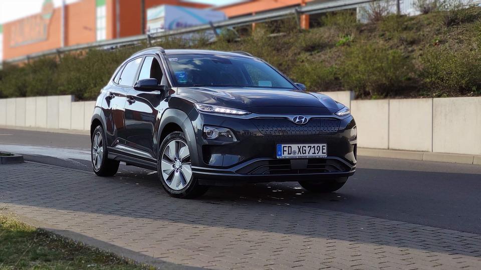 Hyundai, Kona, Electric, Electric Car, Suv, Auto