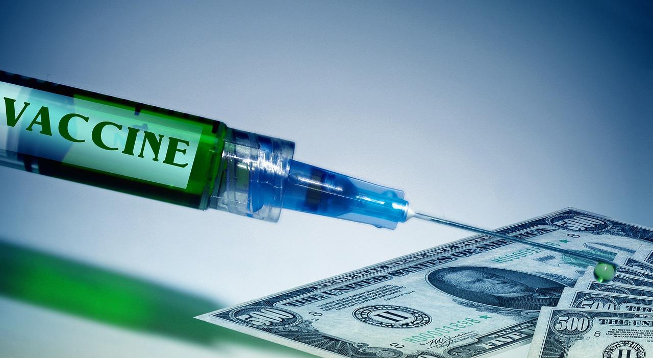 Syringe Vaccine Cost - Free image on Pixabay