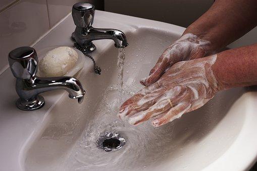 Wash Hands, Hand Washing, Soap