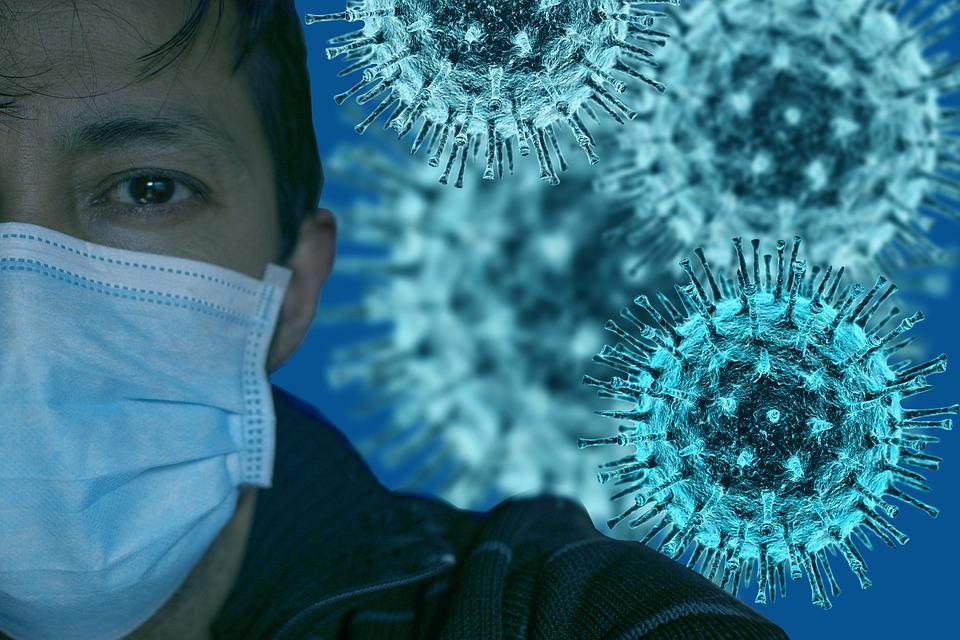 Covid-19, Coronavirus, Miedo, Cuarentena, Máscara
