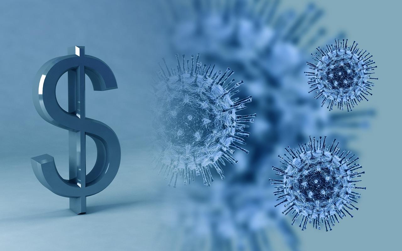 Virus Money Coronavirus - Free photo on Pixabay