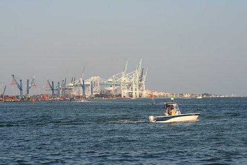 Puerto De Miami, Miami, Zona, Florida