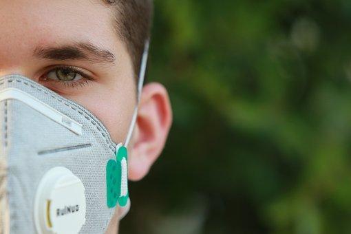 Mundschutz gegen Corona - Mein Bild der Woche 14
