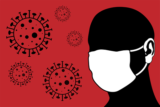 Covid-19, Virus, Maske, Coronavirus