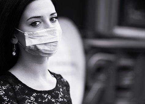 Virus, Schutz, Coronavirus, Frau