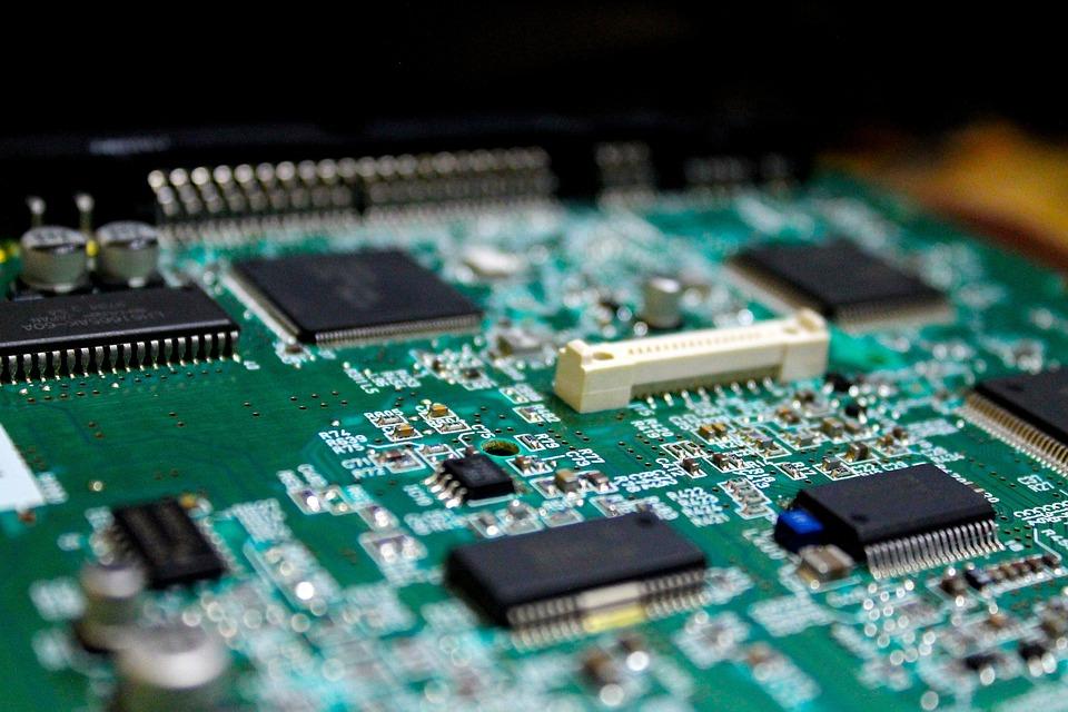Electronics, Pcb, Processor, Circuit, Electronic