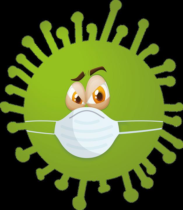 Virus Máscara Corona - Imagen gratis en Pixabay