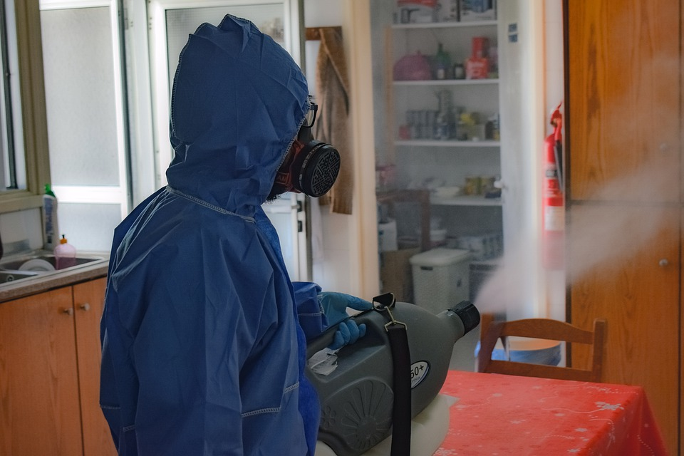 disinfection cleaning in singapore