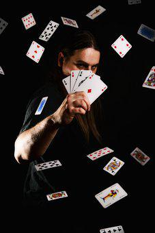 Cards, Esa, Poker, Casino, Gambling
