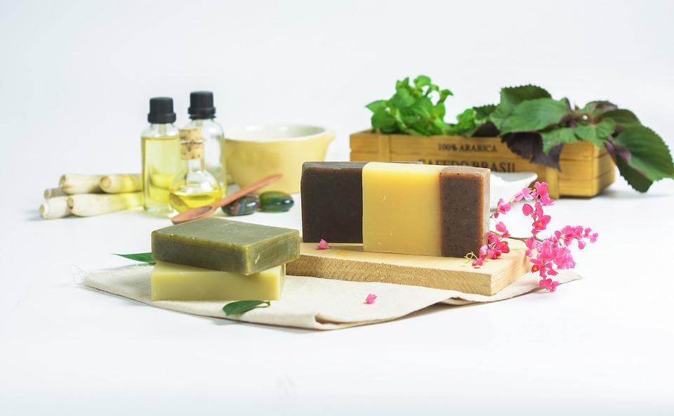 ソープ, 天然の石鹸, 手作り, 健康, スパ, シャワー