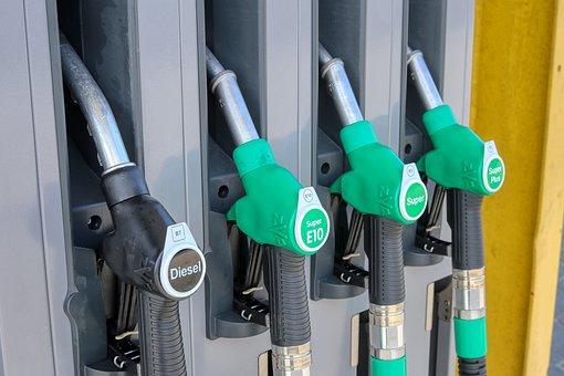 Petrol Stations, Gas Pump, Refuel