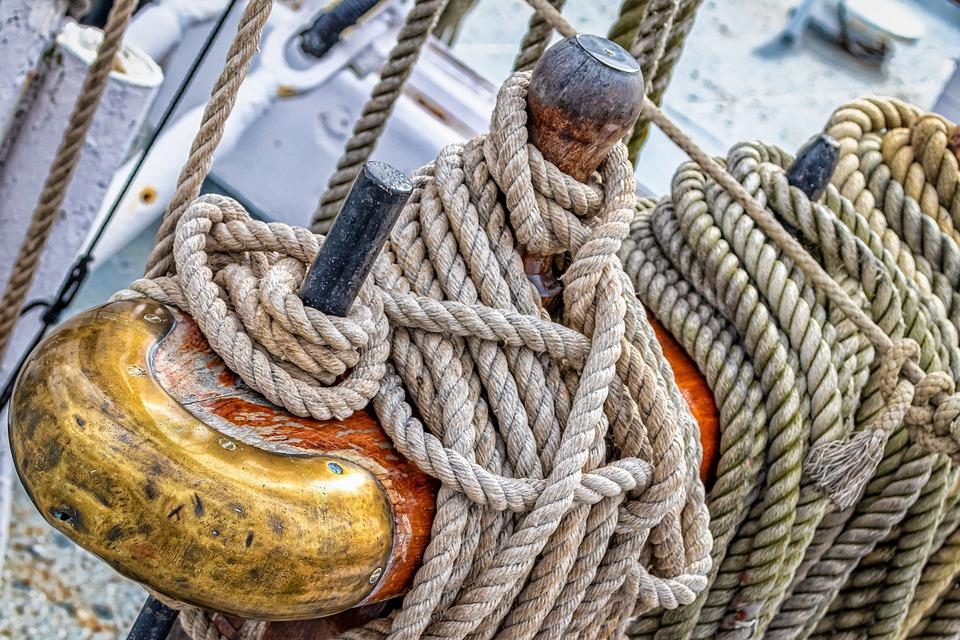 Tau Schiffstau Seile Kostenloses Foto Auf Pixabay