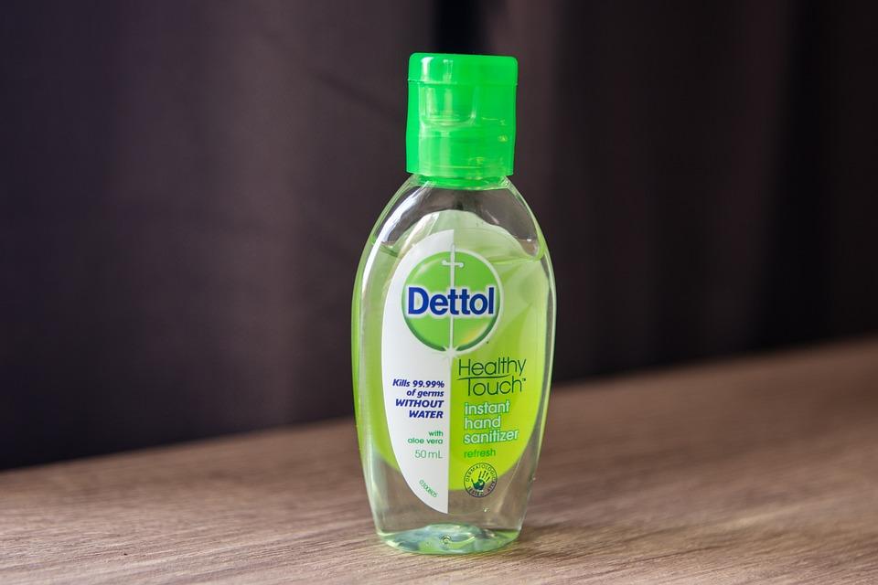 Dettol, Hand, Sanitizer, Hygiene, Coronavirus, Covid-19